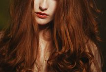 Red / Because red hair is the best hair. / by Madeleine Rouse
