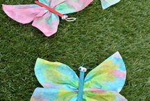 Spring crafts / by Nicole Bradford