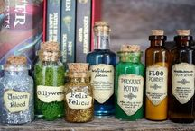 Harry Potter WANDS AND POTIONS