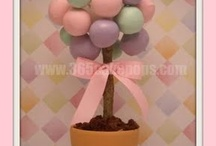 cake pops / by Marcy Benton