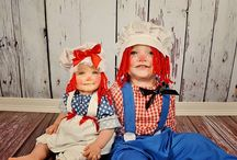 """Costumes For Twins / Let us be your """"twin""""-spiration!"""