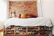 Frederikkes seng