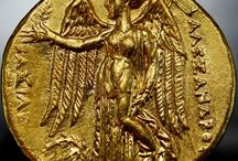 Ancient Hoard Rareties of coins and...