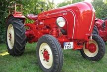 Tractoren Allgaier/Porsche-Diesel / Oude tractoren
