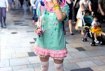 Токио street stile