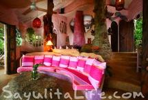 Sayulita Vacation Rentals / Rental homes, vacation and long-term, available in Sayulita, Nayarit, Mexico.  All reservations can be made directly through SayulitaLife.com