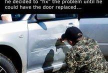 diy your car after a crash