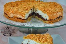 kekler pastalar yemek ve çorbalar