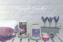 Kringle Candles