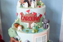 Birthdays cakes