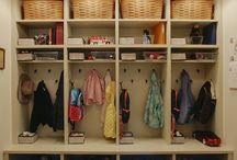 Lockers for children