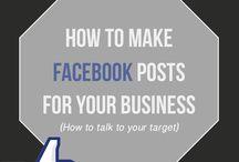 Social Media Marketing / Helpful social media marketing infographics and quotes from MEDIABUYERLIZ.