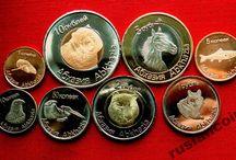 Монеты с Животными наборы Красная Книга