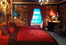 The Chinoiserie Room - The Hollies Bed and Breakfast / The Hollies at Carrington House  12 Lynn Road  Snettisham  Norfolk  PE31 7LS