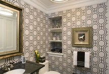 Powder Room / by Catherine Tang