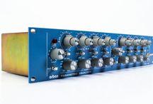 Studio Sound Processing Units