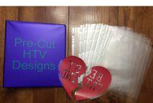 Heat Press & HTV