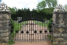 Hebrew Cemetery / In 1870, the land for the Hebrew Cemetery was deeded to the Charlottesville Hebrew Benevolent Society.