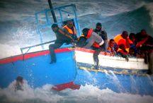 migranti rifugiati naufraghi