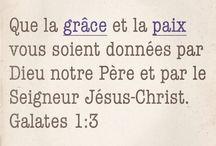 #laBible Galates