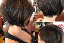 mikado haircut