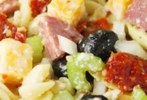Pasta salads / by Lisa Haerer