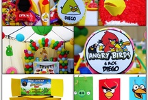 Roger 7 / Angry Birds