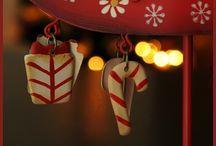 Winter Holidays, Christmas, Hanukkah / Winter Holidays Christmas Holiday decorations Hanukkah Seasonal crafts New Years Eve New Year Mardi Gras