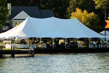 Tent Rentals in TN / Check out our amazing tent selection for your wedding or special event in Nashville, TN.