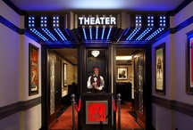 Lights, Camera, Action: Home Movie Theater