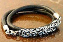Chainmaille and Leather