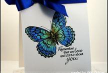 SU Stipple Butterfly