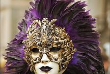 Venetian Masks are awesome!