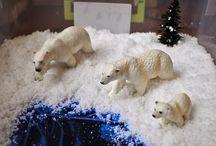 3B Science Animal Diorama