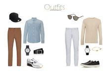 My editors in fashion and outfits - Mens & Women