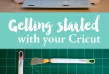 Cricut Ideas/Getting Started