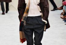 Men's fashion   Autumn/Winter 2014