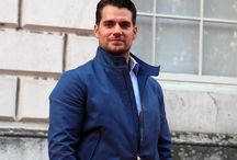 Henry Cavill at the Man from UNCLE screening at Film4 Summer Screen Festival / Henry Cavill and director Guy Ritchie attend the People's Premiere of their movie, The Man from UNCLE at Film4 Summer Screen, held at Somerset House in London on August 7, 2015.  The premiere is featured on London's largest outdoor screen with full surround sound in the spectacular neoclassical setting of Somerset House.