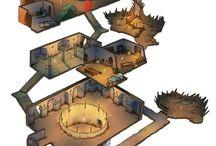 Plans et lieux (RPG)