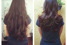 Ideias para cortes de cabelo ondulado/ Haircut