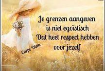 MOOIE SPREUKEN (nederlands)
