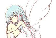 angel (fanart)