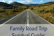 Travel with Kids / Travel inspiration and tips for travelling with children.