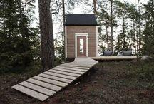 Maisons minimalistes et originales