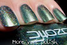 Nail Polishes / nail polishes which i like
