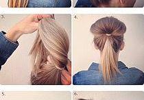 Saç topuzları