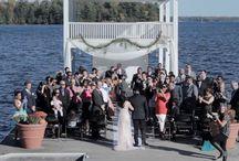 Muskoka, ON Weddings / Muskoka, Ontario - a perfectly picturesque setting for a wedding.