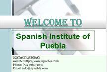 Spanish learning center