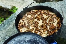 camping - food and survival / by Carma Morris