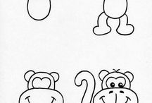 basit çizimler